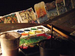 Medicine Park Flute Festival and Art Walk