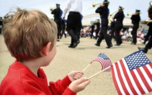 Duncan's Veterans Day Parade