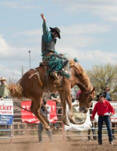 PRCA Rodeo Duncan